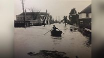 Great flood of 1953 remembered