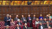 Lords stake out positions on Brexit bill