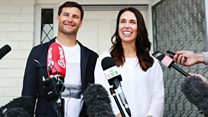 New Zealand's 'first father' on his impending new role