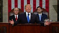 ترامپ به سوی دموکراتها دستدوستی دراز کرد