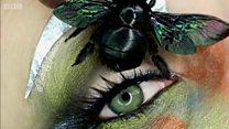 التجميل بالحشرات: العناكب والعقارب والنمل