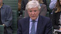 Tony Hall admits 'management failings'