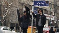 """بخشی از میراث انقلاب در خطر؛ زنان ایرانی  چگونه """"با حجاب"""" شدند؟"""