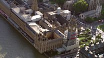Why have MPs voted to move out?