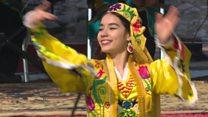 اولین جشن رسمی سده در تاجیکستان