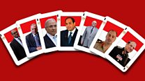What's the deal with Egypt's election?