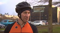 Cyclists fear 'rise in dangerous driving'