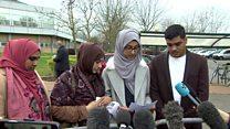 Mosque attack victim 'a peaceful man'