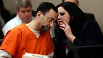 What was it like to defend Larry Nassar?