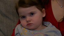Crowdfunding to give girl, 3, a voice