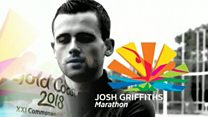 Gemau'r Gymanwlad: Proffil Josh Griffiths