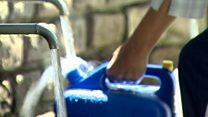 La pénurie d'eau menace le Cap