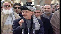 غنی: پاکستان مرکز طالبان است