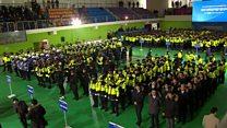 جنوبي کوریا کې د اولمپیک لوبو خوندیتوب
