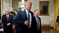 Sean Spicer on having Trump as boss