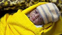 آهنگ فرانسه در یوروویژن؛ قصه نوزاد مهاجری که در کشتی نجات به دنیا آمد