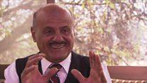 الفلسطيني توفيق بدرانة وقصته مع بي بي سي عربي