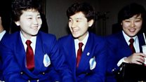 46 ngày tập huấn chung của đội tuyển hợp nhất Bắc, Nam Hàn