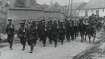 Film remembers World War One dead