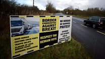 Kwarteng: 'It doesn't have to be a hard border'