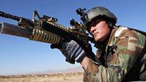 तालिबान से बड़ा ख़तरा आईएस?