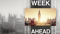 What's coming up in politics this week?