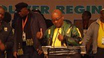 တောင်အာဖရိက သမ္မတ တာဝန်က နှုတ်ထွက်ပေးဖို့ ငြင်းဆန်