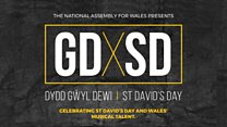 Horizons: GD/SD: Dydd Gwyl Dewi | St David's Day
