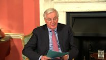Barnier: It's time for UK to make a choice