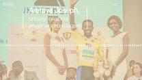 Areruya Joseph ku ntsinzi ye muri Kameruni na Tour de France