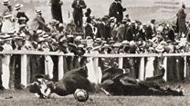 Death at the Derby: In their own words