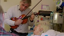 The extraordinary healing powers of music
