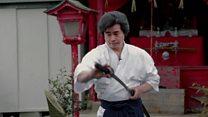Como é feita uma espada de samurai