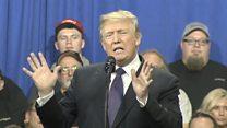 Trump se dit confiant pour les prochaines élections de mi-mandat