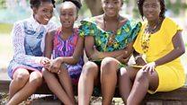 Les mannequins autistes du Ghana