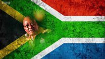 Afurika y'Epfo: Perezida Zuma ku gitutu cyo kwegura