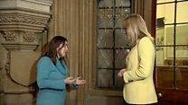 Parliament: A front line for suffragettes