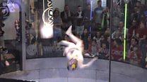 Не птица, а летает: чемпионат скайдайверов Wind Games