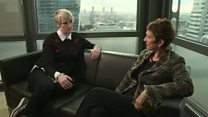 Inga Beale and Mary Portas on getting to the top