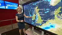 BBC Weather launches redesigned service