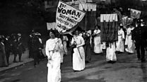 Suffragettes and Suffragists