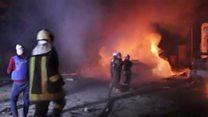 ဆီးရီးယားမှာ ဓာတုလက်နက်သုံး တိုက်ခိုက်ခဲ့သလား