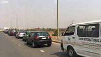 Dogwayen layukan a gidajen mai a Abuja