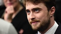 Harry Potter star thanks hospice