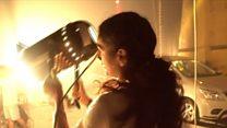 Bollywood's first female gaffer