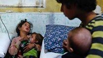 Suriye'de klor gazı kullanımı iddiaları artıyor