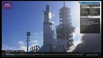 SpaceX selangkah lebih dekat menuju wisata luar angkasa