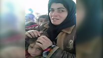 """راعية غنم في عفرين: """"غصن الزيتون"""" قتلت ابني"""