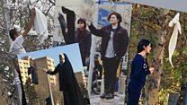 ประท้วงบังคับสวมฮิญาบในอิหร่าน