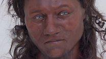 L'ancêtre des Britanniques avait était un noir aux yeux bleus